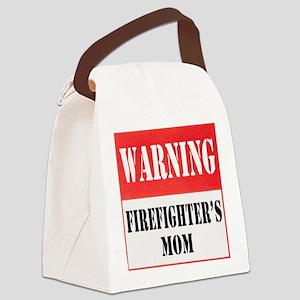 dangersignFFmom Canvas Lunch Bag