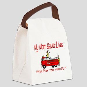 momfire Canvas Lunch Bag