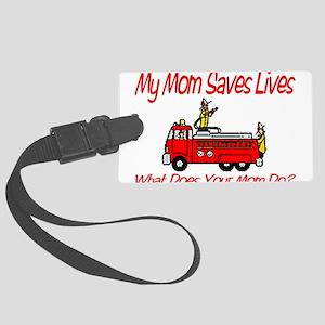 momfire Large Luggage Tag