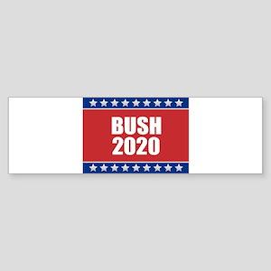Bush 2020 Bumper Sticker