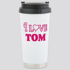 I Love Tom Mugs