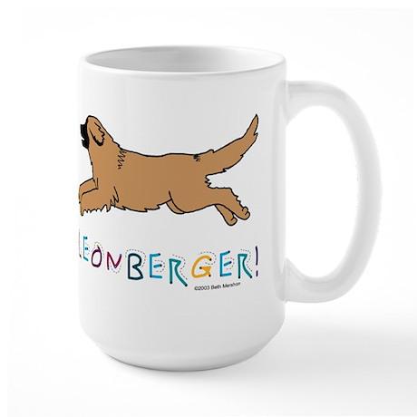 Extra-Large Leonberger Mug