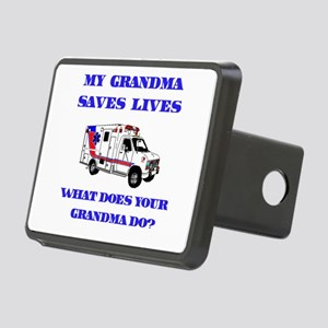 saveslivesambulancegrandma Rectangular Hitch C