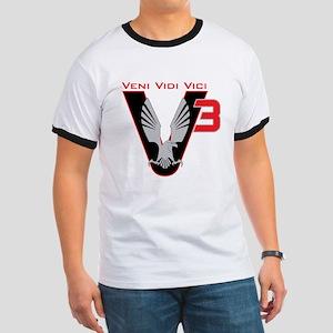 V3 logo Ringer T