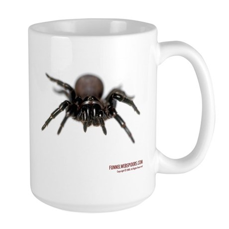Funnel Web Spider Large Mug