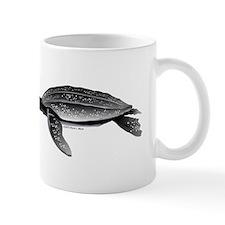 Leatherback Sea Turtle Mug