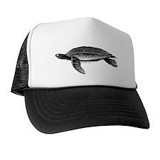 Leatherback Sea Turtle Trucker Hat