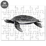 Leatherback Sea Turtle Puzzle