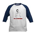 Stuntman Jack Kids Baseball Jersey