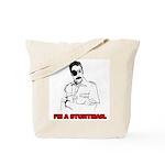 Stuntman Jack Tote Bag