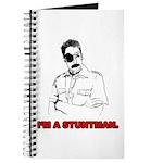 Stuntman Jack Journal