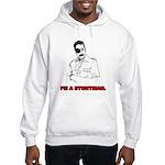 Stuntman Jack Hooded Sweatshirt