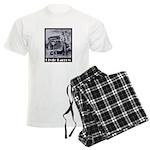 Clyde Barrow Men's Light Pajamas