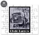 Clyde Barrow Puzzle