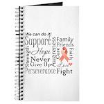 Uterine Cancer Words Journal