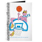 Ok-9 Inspiration (basketball) Journal