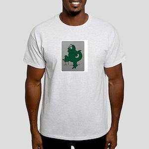 El lagartijo verde Light T-Shirt