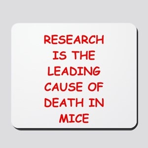 research Mousepad