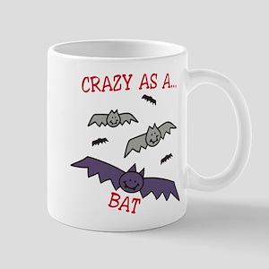 Crazy As A Bat Mug
