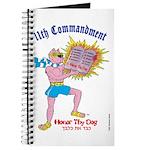 HONOR THY DOG Journal