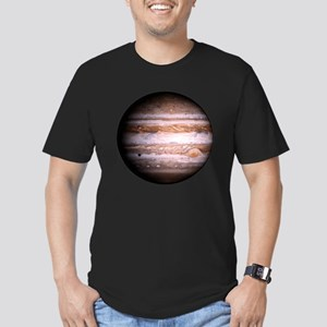 Jupiter! Men's Fitted T-Shirt (dark)