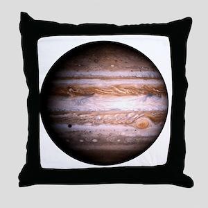 Jupiter! Throw Pillow