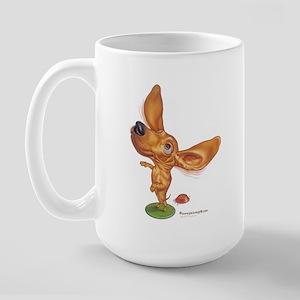 dashund Large Mug