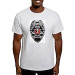 Prayer Police Ash Grey T-Shirt