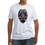 Prayer Police Fitted T-Shirt