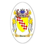 Adorno Sticker (Oval 50 pk)