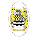 Adrian Sticker (Oval 10 pk)