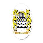 Adrien Oval Car Magnet