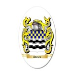 Adrien 20x12 Oval Wall Decal