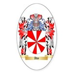 Ady Sticker (Oval 10 pk)