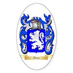 Adye Sticker (Oval 50 pk)