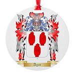 Agar Round Ornament