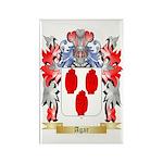 Agar Rectangle Magnet (100 pack)
