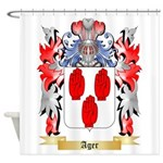 Ager Shower Curtain