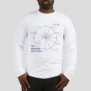 Amazing Unit Circle Long Sleeve T-Shirt