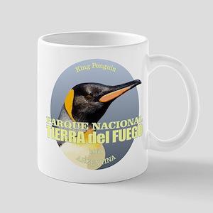 Tierra del Fuego NP Mugs