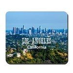 Los Angeles Mousepad