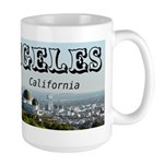 Los Angeles 15 oz Ceramic Large Mug