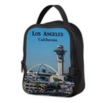 Los Angeles Neoprene Lunch Bag