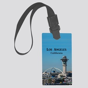 Los Angeles Large Luggage Tag