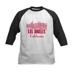 Los Angeles Kids Baseball Tee