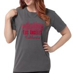 Los Angeles Womens Comfort Colors Shirt