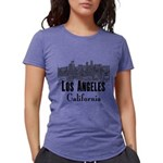 Los Angeles Womens Tri-blend T-Shirt
