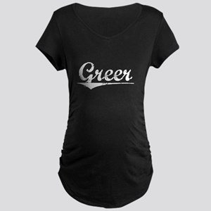 Aged, Greer Maternity Dark T-Shirt