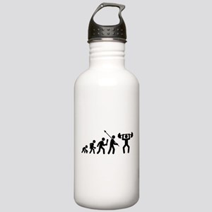 Weightlifting Stainless Water Bottle 1.0L