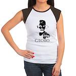 Gangster Lenin Women's Cap Sleeve T-Shirt